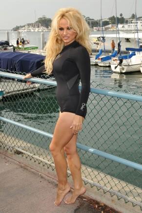 pamela_anderson_in_swimwear_at_fishermans_village_la_37