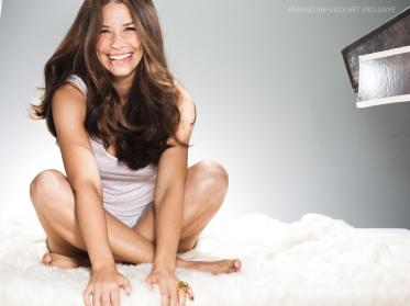 Evangeline Lilly Loreal Photoshoot Outtakes Celebrity Feet